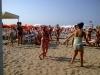 la spiaggia coi giochi a gabicce mare