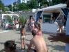 genitori in spiaggia con bimbi a gabicce mare