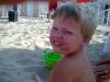 la nutella e' piu' buona in spiaggia